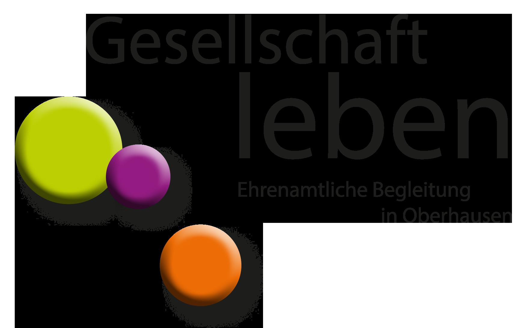 Gesellschaft leben Logo